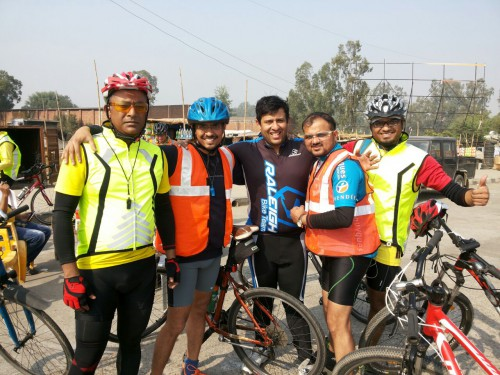 SWR riders gunning for the 300 kms
