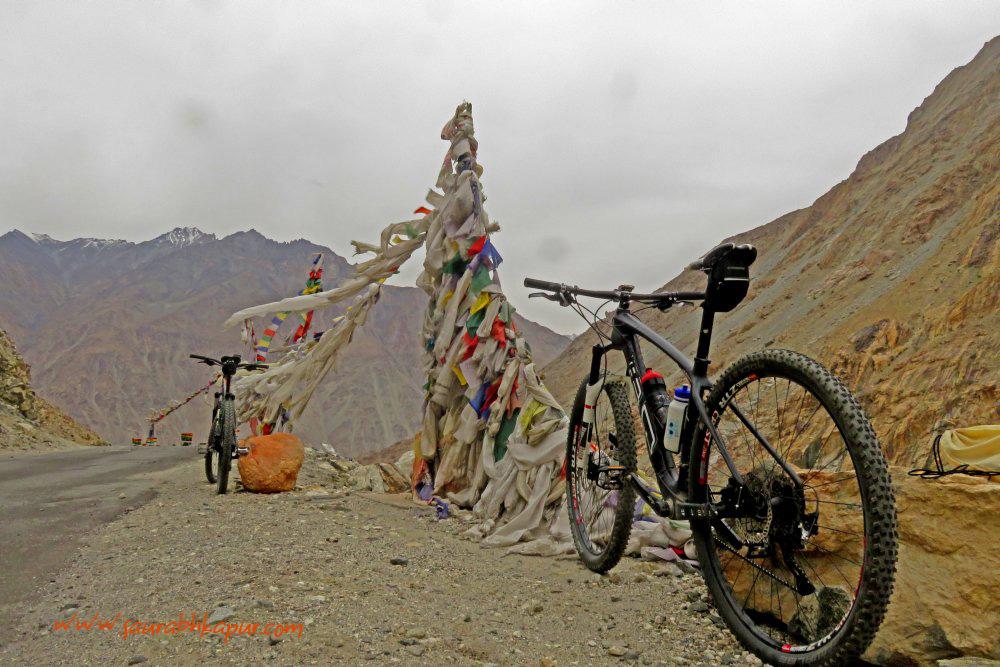 Cycling in Ladakh