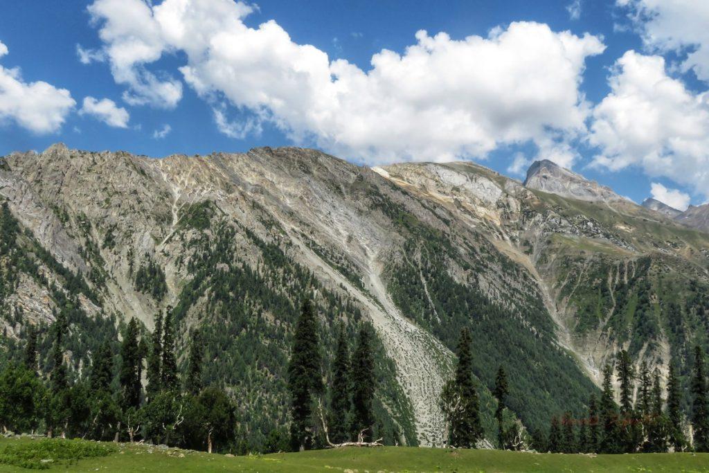 Kashmir Great Lakes Day 1